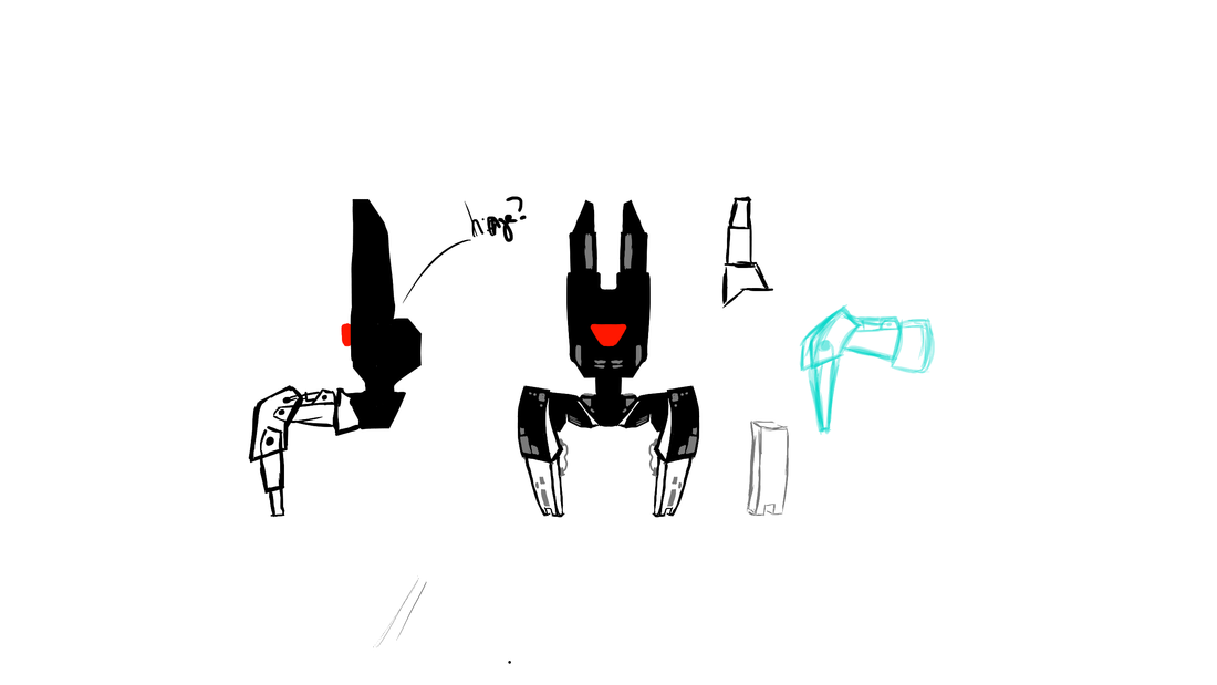 Rabbit Bot Concept | Machine Making