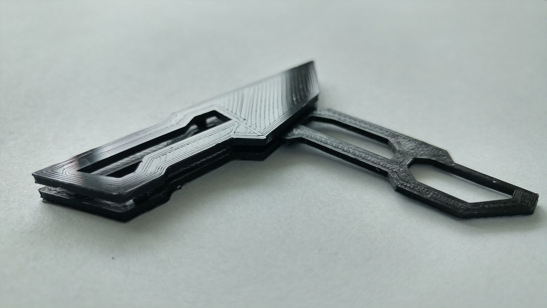 3D Printed Hinge Final Piece